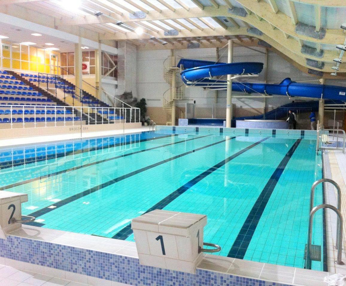 Pływalnia na ul. Sportowej zamknięta do 17 stycznia.
