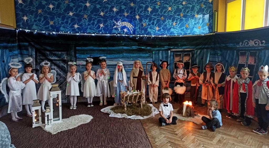 Magia Świąt Bożego Narodzenia w Przedszkolu Samorządowym nr 8
