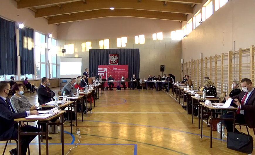 Radni jednogłośnie uchwalili budżet dla Turku na 2021 rok