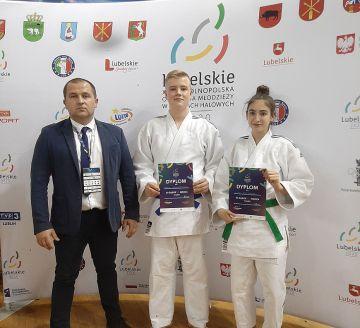 Zawodnicy UKS Judo Tuliszków powołani do kadry Polskiego Związku Judo