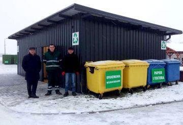 PSZOK w Kawęczynie otwarty. Zbiórka odpadów w...