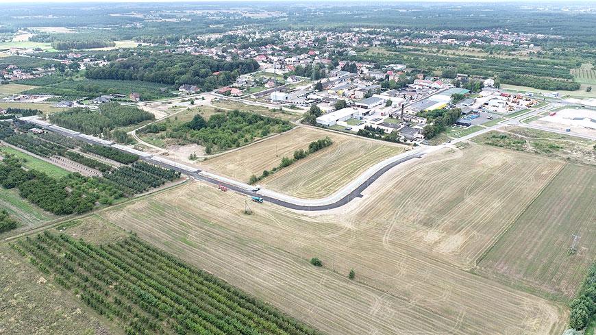 W Tuliszkowie nowe drogi za ponad 4 miliony złotych