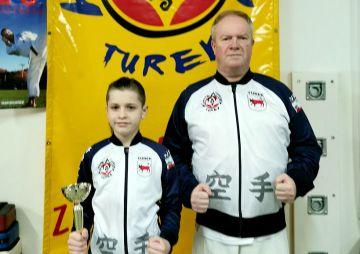 Tytuł najlepszego karateki Wielkopolski 2020...