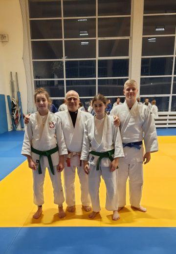 UKS Judo Tuliszków na zgrupowaniu w Żywcu