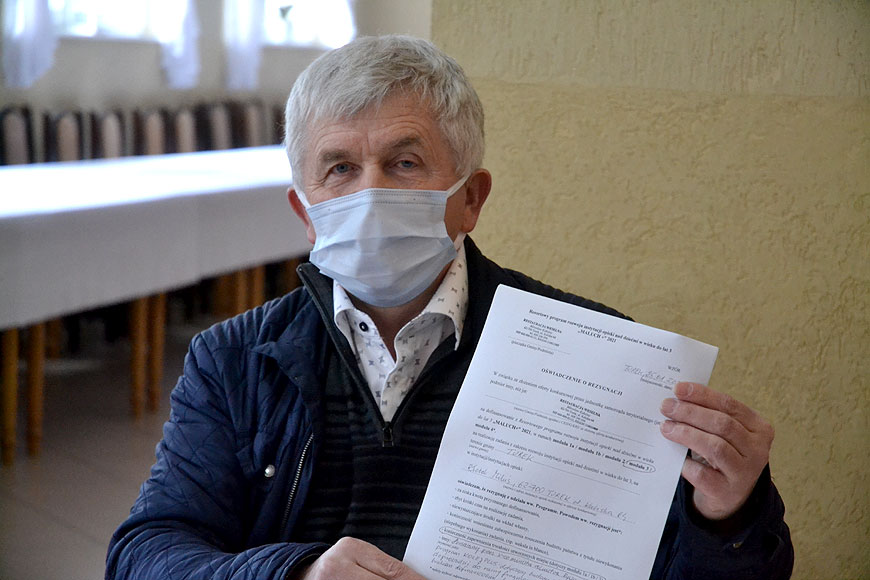 Mirosław Kałużny mówi sprawdzam a program Kolej Plus nazywa