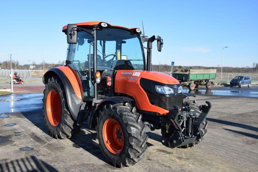 Zakład Gospodarki Komunalnej w Tuliszkowie otrzymał nowy ciągnik rolniczy