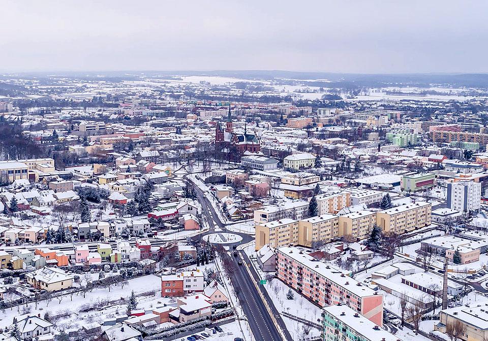 Turek śniegiem malowany - fot. Wiesław Karbowy