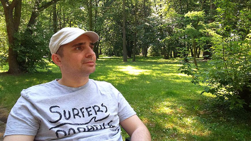 1% dla lokalnie: Maciej Pawłowski potrzebuje Naszego wsparcia