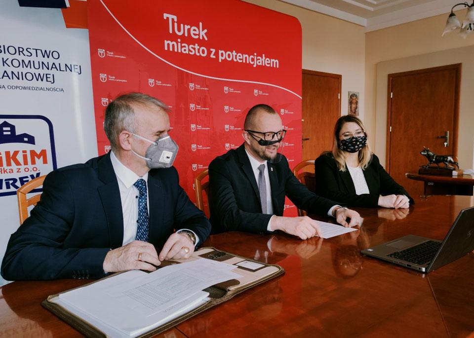 Ciepłownia geotermalna dla Turku za 55 mln zł. Wniosek pozytywnie zaopiniowany przez NFOŚiGW