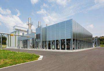 Budowa elektrowni gazowej w Turku. Dziś...