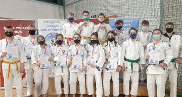 Bardzo dobry wynik judoków z Tuliszkowa na...