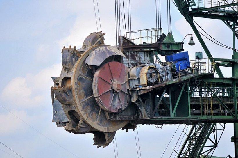 Na odkrywce Adamów wydobyto ostatnią tonę węgla. Kopalnia zakończyła definitywnie działalność. - fot. Archiwum Turek.net.pl