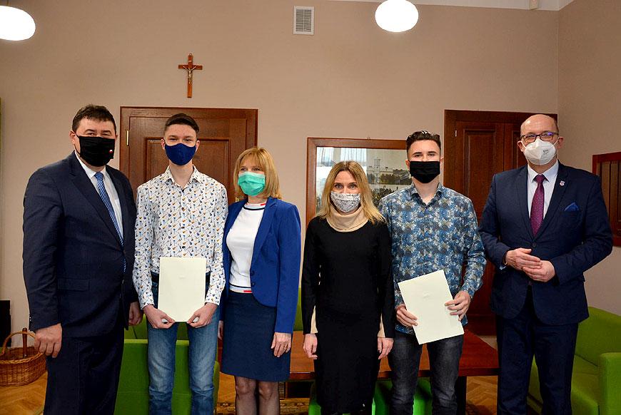 Stypendia Prezesa Rady Ministrów dla uczniów szkół Powiatu Tureckiego