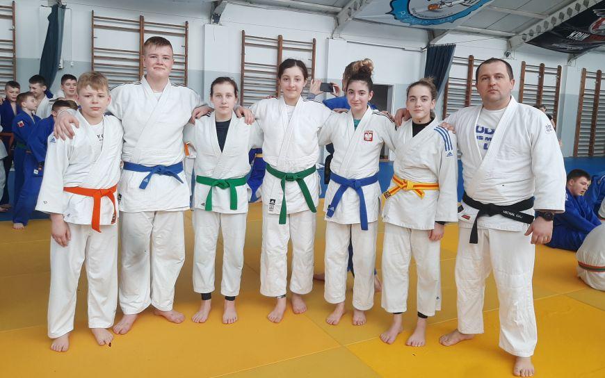 Zawodnicy UKS Judo Tuliszków powołani na konsultacje Kadry Wojewódzkiej