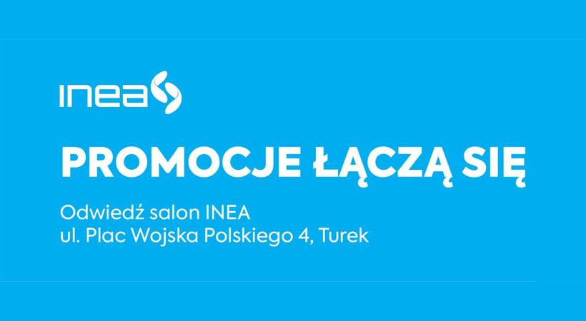 Promocje łączą się w INEA