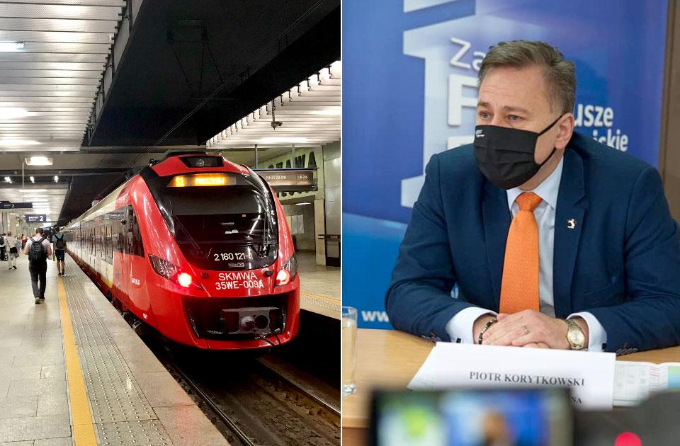 Władze Konina negatywnie o budowie linii kolejowej Konin - Turek. To