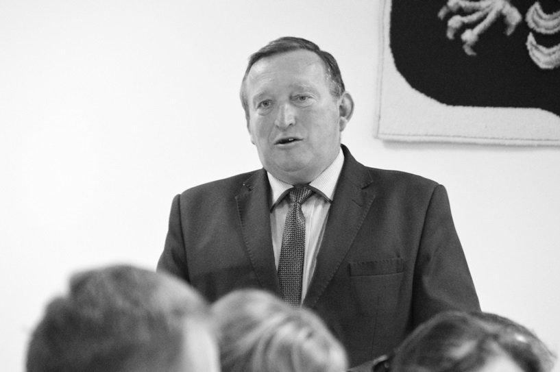 Odszedł Stanisław Bryl - wieloletni samorządowiec i strażak - fot. Archiwum Turek.net.pl