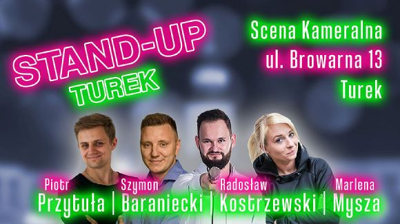 STAND UP wraca do Turku.
