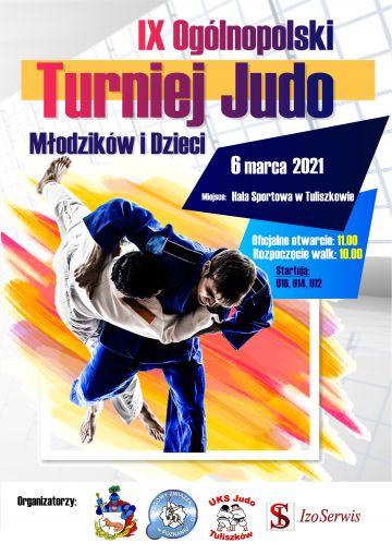 IX Ogólnopolski Turniej Judo Dzieci i Młodzików