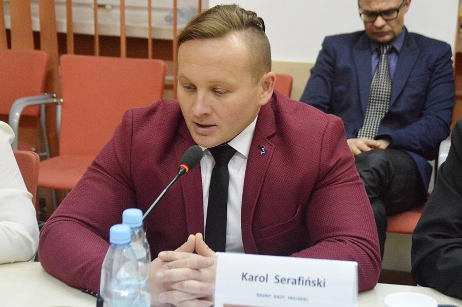 Listy do redakcji: Oświadczenie Radnego Karola Serafińskiego - fot. Archiwum Turek.net.pl