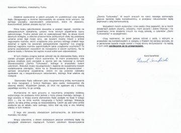 Listy do redakcji: Oświadczenie Radnego Karola Serafińskiego - Oświadczenie Karola Serafińskiego