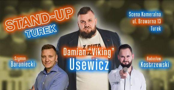 Stand-up w Turku | VIKING w Przystani