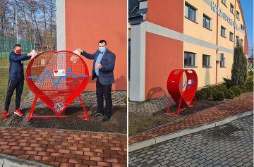 Mieszkańcy gminy Dobra także pomagają i swoje...
