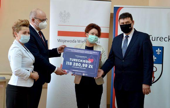 Kolejne rządowe wsparcie dla DPS w Skęczniewie