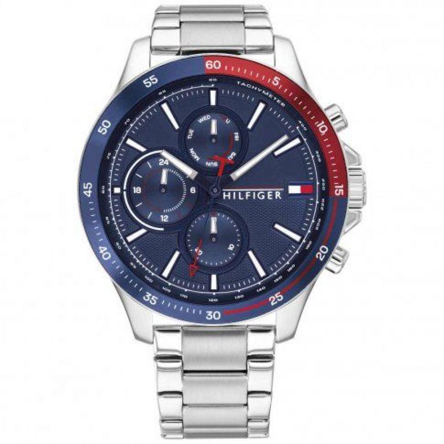 Nowe modele zegarków od znanego projektanta Tommy Hilfiger