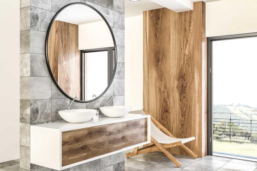 Jakie lustro najlepiej będzie prezentować się w łazience?
