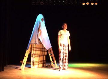 Wideo: Międzynarodowy Dzień Teatru - Monodram...