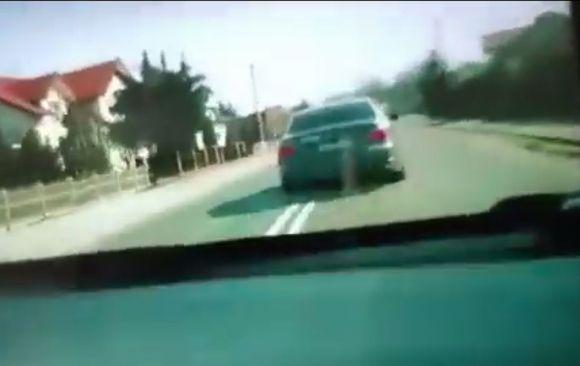 Wideo: Narkotyki, pościg i znieważenie...