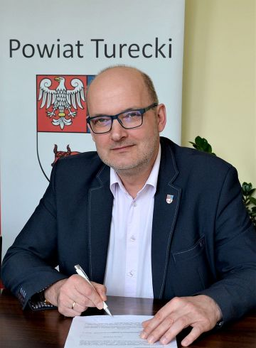 List Starosty Tureckiego do Mieszkańców Powiatu Tureckiego