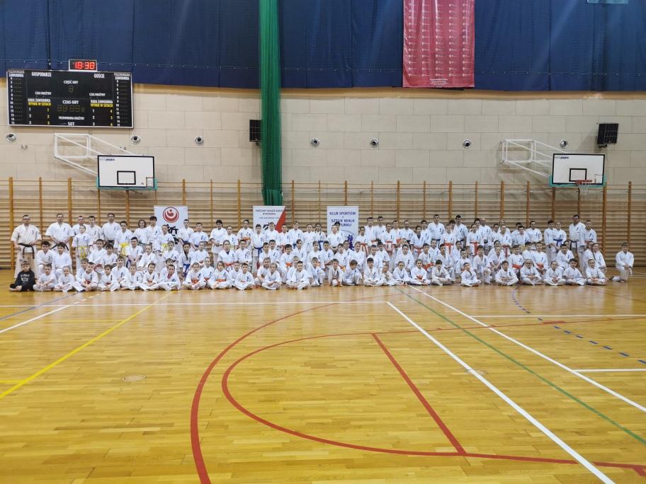 Egzamin Karate Kyokushinkai w Turku