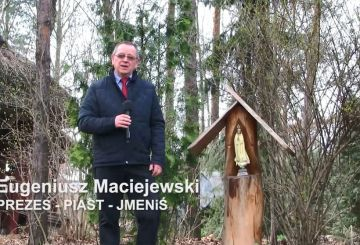 Życzenia Wielkanoc Eugeniusz Maciejewski
