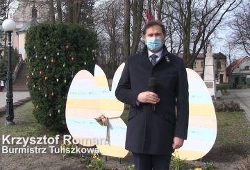 Życzenia Wielkanoc Krzysztof Roman
