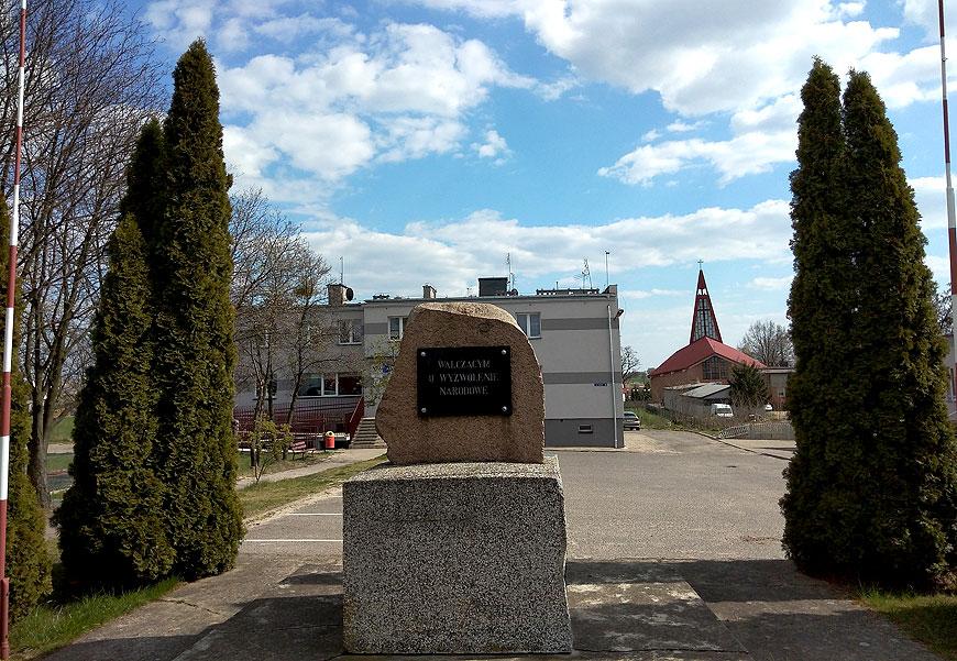 Nowy pomnik zastąpi głaz w Malanowie. Pozyskano środki z funduszy europejskich.