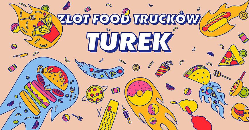 Wielki powrót food trucków do Turku! Wiosenny zlot na parkingu Galerii Karuzela