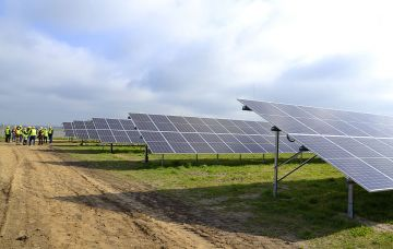 Wideo: Zielona energia z farmy w gm. Brudzew...
