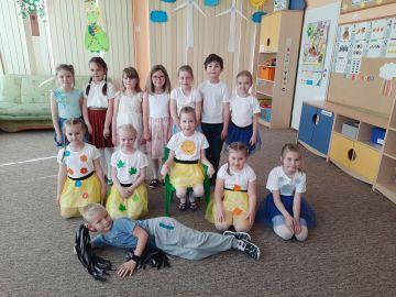 Przedszkole nr 8 obchodzi Światowy Dzień Ziemi