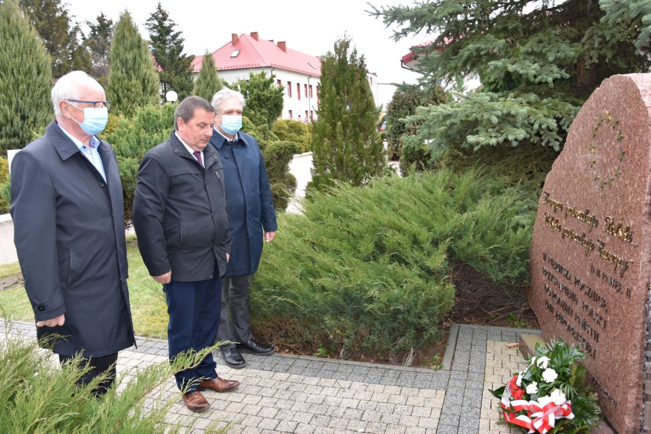W gminie Przykona upamiętniono uchwalenie Konstytucji 3 Maja