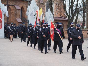 Dzień Strażaka w gminie Władysławów. Druhowie...