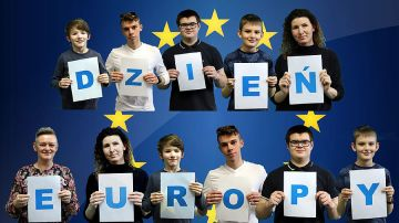 Wideo: Dzień Europy w ZST