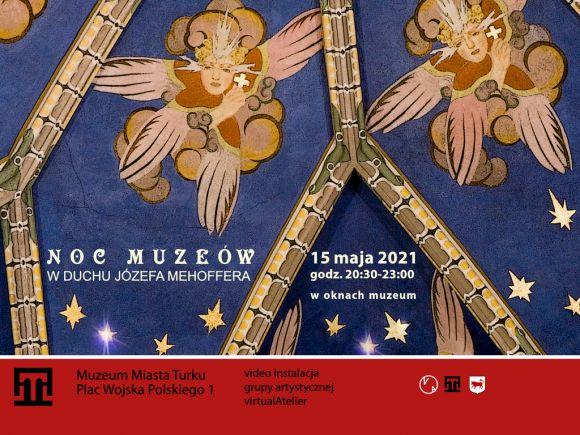 Noc Muzeów w duchu Józefa Mehoffera