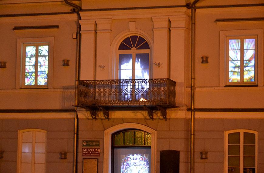 Wideo: Muzeum rozświetliło okna na Noc Muzeów. Każdy mógł poczuć ducha Mehoffera.