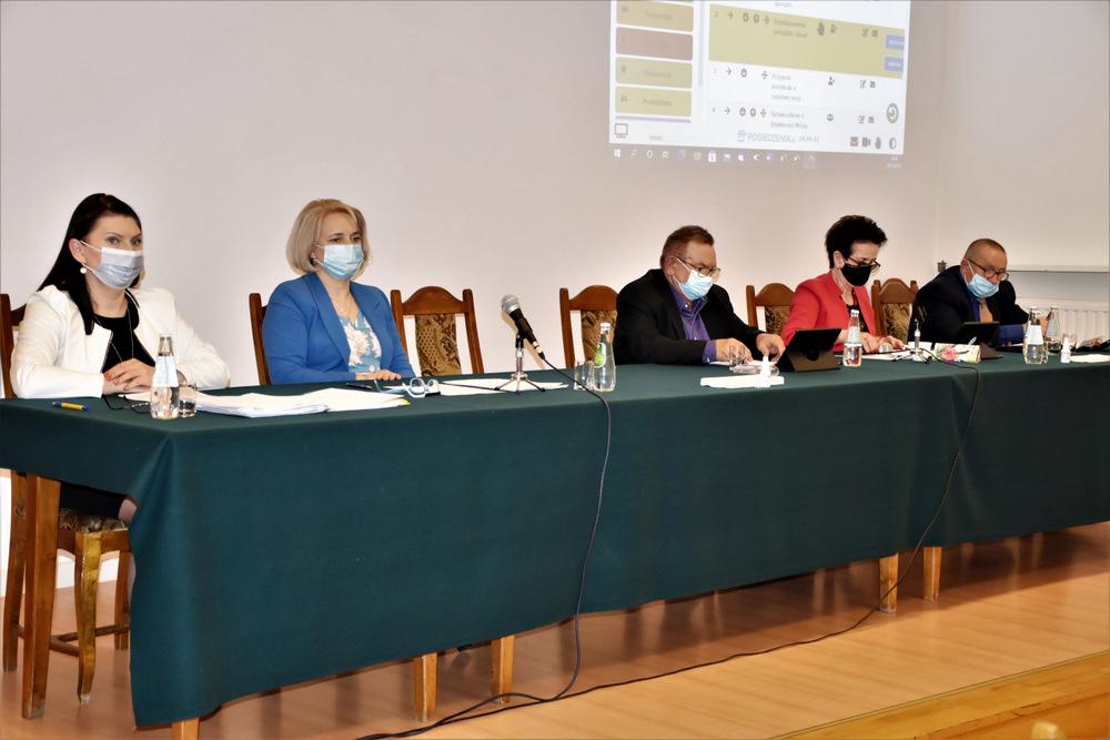 Zmiany w budżecie głównym tematem XXX Sesji Rady Gminy Władysławów