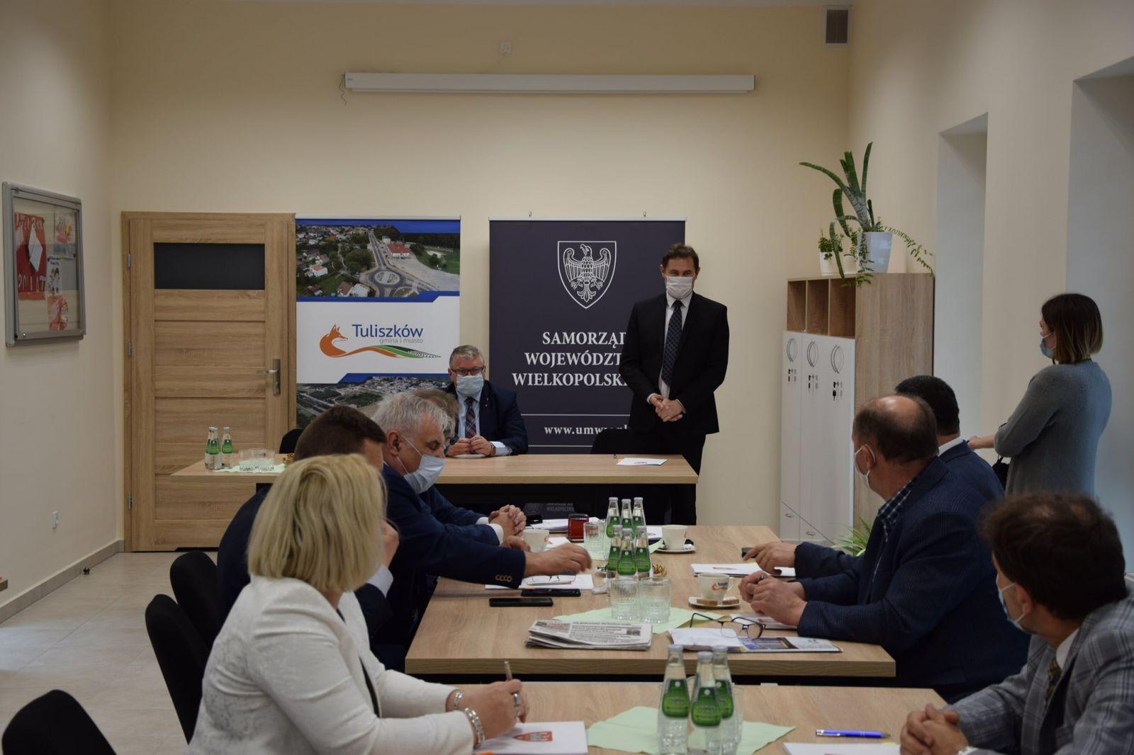 Gmina i Miasto Tuliszków otrzymała dofinansowanie na drogi dojazdowe do gruntów rolnych