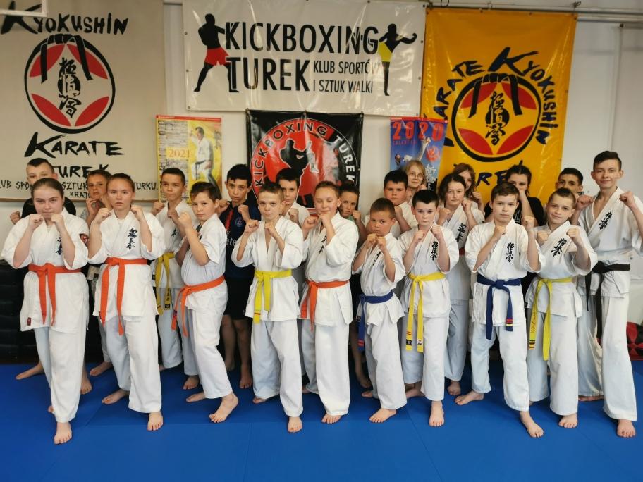 Mistrz karate z wizytą w Klubie Sportów i Sztuk Walk w Turku