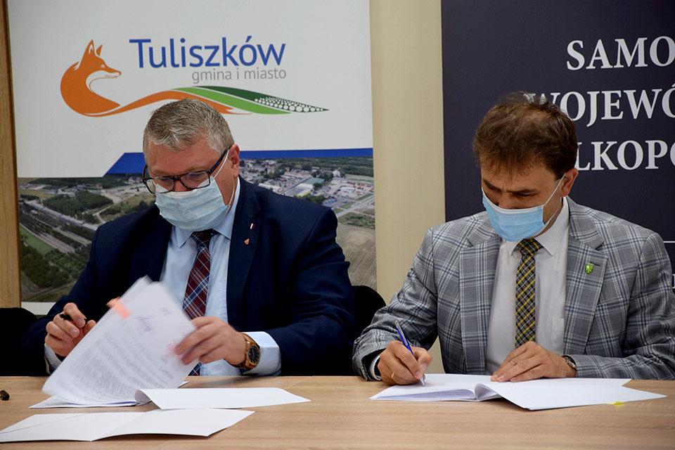 Gmina Malanów pozyskała pieniądze z Urzędu Marszałkowskiego