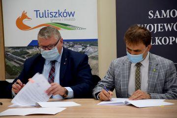Gmina Malanów pozyskała pieniądze z Urzędu...